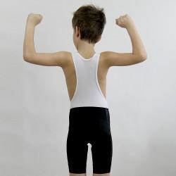 Spodenki kolarskie dziecięce