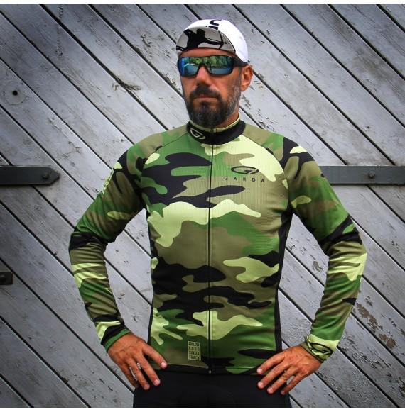 Bluza kolarska męska Moro